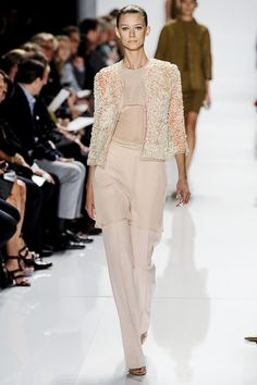 Chado Ralph Rucci Spring/Summer 2014 Ready-To-Wear