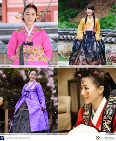 Korean Hanbok ~ i really need to buy the new one :(