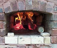 Backyard pizza oven workshop with Pat Manley Commercial Pizza Oven, Deck Oven, Cooking Stove, Brick Patterns, House Roof, Soapstone, Stoves, Black Forest, Adobe