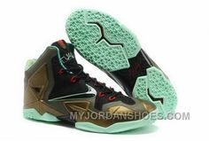 http://www.myjordanshoes.com/820632205-nike-lebron-11-2013-black-gold-jade-running-shoes-fp6bc.html 820-632205 NIKE LEBRON 11 2013 BLACK GOLD JADE RUNNING SHOES FP6BC Only $81.00 , Free Shipping!