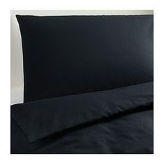 DVALA Duvet cover and pillowcase(s) - Full/Queen (Double/Queen) - IKEA  Master Bed
