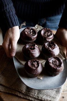 The Very Best Chocolate Cupcakes Recipe