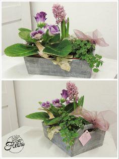 Jarní dekorace / Květiny Fleurs #spring #decoration