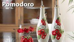 Italiaans servies - Arte dal Fiume - Handgemaakt servies. Handmade pottery by Arte dal Fiume