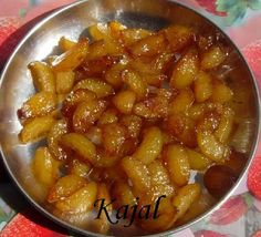 Kajal's.... - Recipes with Step by Step Pictures...: Salted Aamla,Sweet Aamla