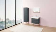 Signature Series WIDE collection from Phoenix Design Phoenix Design, Bathroom Collections, Vanity, Luxury, Furniture, Home Decor, Dressing Tables, Powder Room, Decoration Home