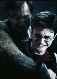 Harry may have lost his Godfather, but he and Lupin had something in common. They both lost a friend. A trustworthy, unwavering, loyal as crap, friend. R.I.P. Sirius Black.