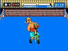Punch Out! NES, 1987.