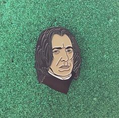 "This Professor Snape pin: | 19 ""Harry Potter"" Pins Every Fan Will Want To Buy Immediately"