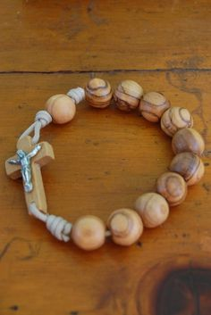 Single Decade Walking RosaryAtelier-Beads