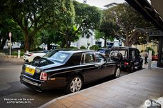 Rolls-Royce Phantom 5