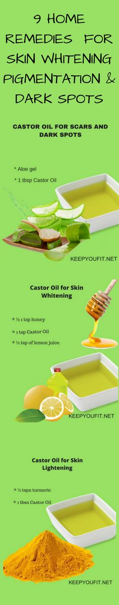 This age-old remedy has been used by ancient people for various purposes including cosmetics. Here you'll learn about uses of castor oil for skin whitening.