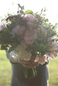 organic flowers by Floret Flower Farm  www.floretflowers.com