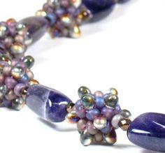 $6 Panspora beaded bead tutorial