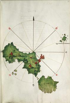 Bartolommeo dalli Sonetti, Island of Andros (1485)
