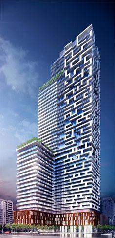 Toronto Yonge + Rich  #architecture ☮k☮