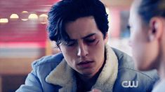 "Literal Trash — betty-and-jughead: ""She showed him her darkness...."