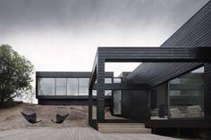 30 Open-Concept Homes #Modern #Minimalist #Homes http://trendhunter.com
