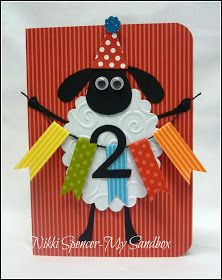 My Sandbox: Shaun the Sheep. Shaun The Sheep, Baby Cards, Kids Cards, Sheep Cards, Timmy Time, Happy Birthday Gorgeous, Punch Art Cards, Birthday Cards For Him, Cute Cards