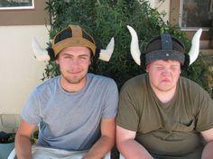 Viking Helmet by CATsThisAndThat on Etsy