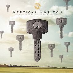 Available in: CD. Vertical Horizon's sixth studio album and seventh overall, Echoes from the Underground features more of the Washington band Annie Lennox, Marvin Gaye, Stevie Wonder, Cd Cover, Album Covers, Vertical Horizon, Songs 2013, Indie, Neil Peart