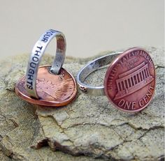 crafts with pennies - Google Search