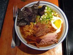 Traditional Japanese Ramen Recipe | Miso Ramen: a night for a fire | Tess's Japanese Kitchen