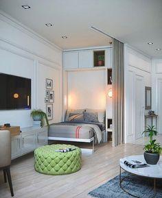 Небольшая квартира в 33 м2 . - Дизайн интерьеров | Идеи вашего дома | Lodgers