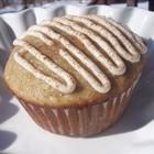 "Banana Cupcakes . . if, and when, banana bread ever gets ""bleh""."