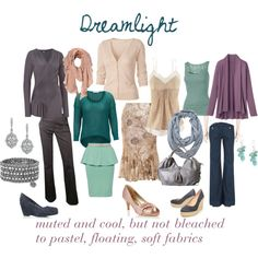 """Dreamlight"" by expressingyourtruth on Polyvore"