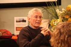 "Carl Greer, author of ""Change Your Story, Change Your Life"" during his book launch in October 2014.  Carl is an avid support of the Kimmapii Kids Foundation."