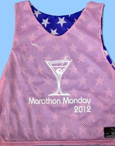 what to wear on marathon monday