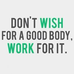 work for it motivational quotes for fitness