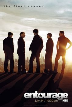 Entourage - One of the Greatest TV Series Ever - I heart Arie Gold :)