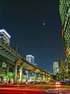 Towards Tokyo Station