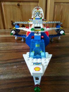 Spaceship!  In lego