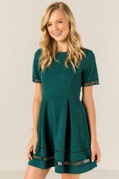 Rosamund Textured Dress