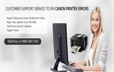 Canon Printer Technical Support Number 1-888-248-7142