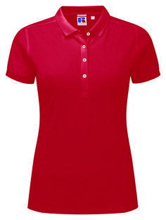 RUSSEL Slimfit Polo Piquet 566F for Women