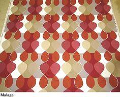 "Boras ""Malaga"" fabric by Mona Bjork"