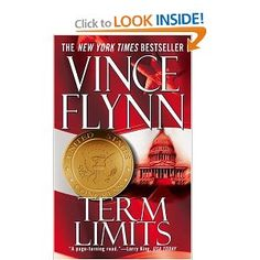 Vince Flynn is an excellent Minnesota author of political intrigue.  This is the first in the Mitch Rapp series.
