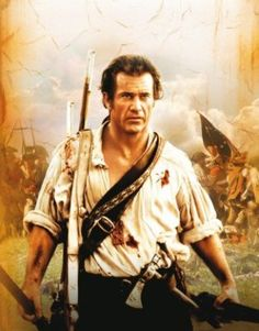 The Patriot (2000) movie #poster, #tshirt, #mousepad, #movieposters2