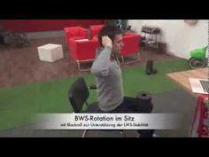7 Übungen gegen Nackenverspannungen - YouTube