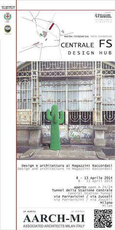 Fuori salone-Milano design week-centraleFS-designHUB&districts Aprile 2014
