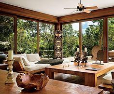 Donna Karan : Celebrity Style : Architectural Digest