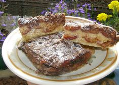 Plum Cake, Steak, French Toast, Breakfast, Food, Prune Cake, Morning Coffee, Essen, Steaks