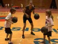 Copyright 2010. Beginner basketball drills. If you are interested in full almost 2 hr instructional video, please contact me on our web site www.basketballfa...