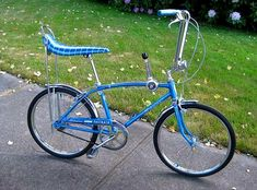 c5a8b2b90d7 Schwinn Fastback Old Bicycle, Old Bikes, Cool Bicycles, Vintage Bicycles,  Banana Seat