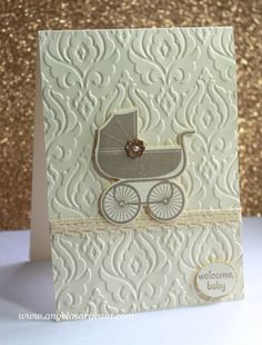 Stampin' Up! Cards you can make in minutes.
