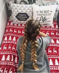 dutch braid hairstyles | tutorials | step by step | two | hairdos | for girls | inspiration
